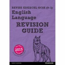 REVISE Edexcel GCSE (9-1) English Language Revision Guide (REVISE Edexcel GCSE E