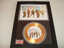 SPICE GIRLS   SIGNED  GOLD CD  DISC  15