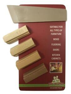 Laminate Floor Worktop Furniture Repair Kit - Beech, Birch, Oak, Maple, Pine  (L