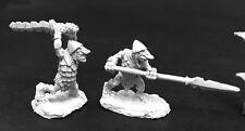 Cave Goblin Breakers Reaper Miniatures Dark Heaven Legends Fighters Melee Spear