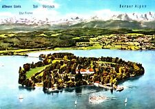 Insel Mainau im Bodensee ,Ansichtskarte