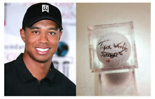 ❌  Rare Tiger Woods Signed Golf ball 1998 ❌