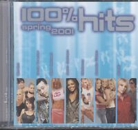 100% Hits Spring 2001 CD
