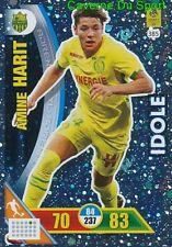 385 AMINE HARIT FC.NANTES IDOLE SCHALKE 04 CARD ADRENALYN LIGUE 1 2018 PANINI
