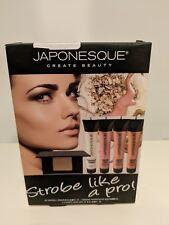 JAPONESQUE Create Beauty Strobe Like a Pro Highlighting Kit
