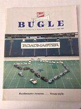 Buick Bugle Magazine Roadmaster Texas Style June 1991 032217NONRH