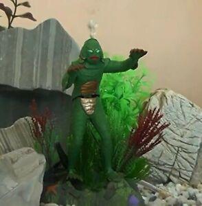 Creature from the Black Lagoon for Aquarium Fish Tank Air Driven Decoration