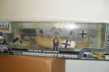 ELITE FORCE AIR CRAFT 1:18 SCALE WW2 MESSERSCHMITT BF109G2