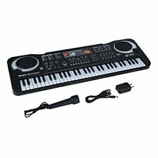 Electronic Keyboard Piano, Portable 61-Key Electric Digital Piano with