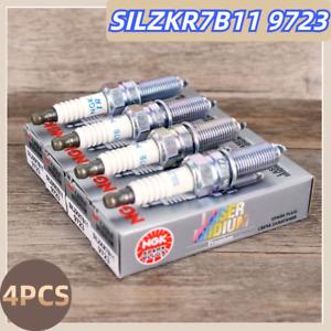 4x Bosch Spark Plugs for HYUNDAI COUPE 2.0 CHOICE3//3 G4DF G4GC-G G4GF