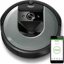 iRobot Roomba i7158 Robot Vacuum Aspirapolvere senza Filo con Wi-Fi- Nero