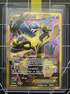 Pokemon TCGAlakazam EX 125/124XY Fates Collide English NM