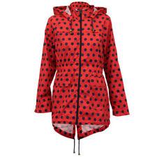 Cappotti e giacche da donna casual con fantasia pois con cerniera