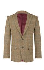 Completi e abiti sartoriali da uomo doppio marrone in lana