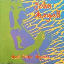 JOHN MAYALL - MAIL ORDER MYSTICS (U.K. PRESSING 3 TRK 1 MAXI-CD)