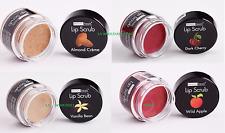 4 PC BEAUTY TREATS Natural Lip Scrub - Gently Exfoliate & Moisturizes, Vitamin E