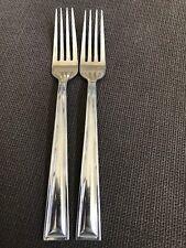 New listing Gorham 18/8 Stainless Marabella Dinner Forks - Set of two