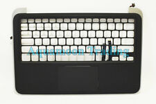 9WCC8 DELL XPS 12 9Q33 Laptop Palmrest Touchpad Mouse Bezel Cover Trackpad Pad