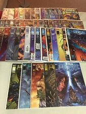 Witchblade #1-#53 First Print Near Complete Tomb Raider + More NM Michael Turner