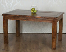 Valencia Dining Table Solid Dark Sheesham 1.35M Rosewood, RRP £289!!