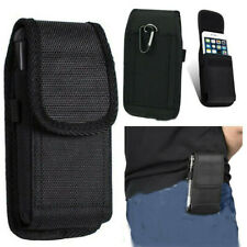 Mens Nylon Waist Bag Belt Loop Carrying Case Holster Pouch Wallet For Cell Phone