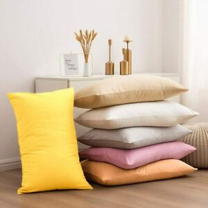 NTBAY 100% Brushed Microfiber Pillowcases Set of 4, Soft and Cozy, Wrinkle, Fade