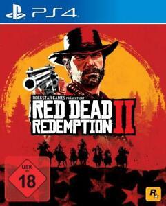 RED DEAD REDEMPTION 2 PS4 DE