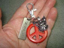 Angel Wings Photo Box Pendant Memory Key Chain Ring Keyring Keychain Women G/_CH