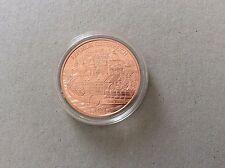 1 pièce de 10 € Autriche  2014 en cuivre Salzburg
