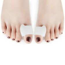 Dr Rogo Toe Spacers For Bunion, Crooked Toes Alignment &  Toe Joint Pain Relief