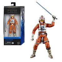 Star Wars Black Series Luke Skywalker (Snowspeeder) 02 Action Figure - NIB