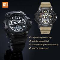Xiaomi TwentySeventeen Electronic Sport Watch Dual Dial Time Display Waterproof