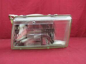 NOS OEM Geo Tracker (Canadian Built) Headlamp Light 1990 - 97 Left Hand