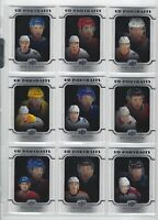 2019-20 UPPER DECK HOCKEY SERIES 1 & 2  UD PORTRAITS COMPLETE YOUR SET