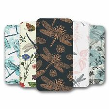For Samsung Galaxy S9 Flip Case Cover Dragonfly Collection 2