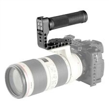 SmallRig Camera Long Lens/Cage Carry Handle (Rubber) for Sony/Canon/Nikon-1701