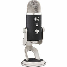 Blue Yeti Pro Ultimate USB XLR Condenser Recording Microphone Mic HighResolution