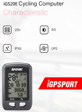 iGPSPORT iGS20E GPS Bike Computer Enabled Bike bicycle computer speedometer