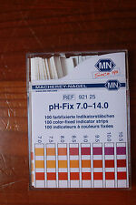 pH-Fix 7.0-14.0 Strisce indicatrici di pH, universali ref 92125 MN