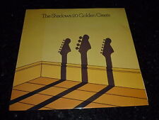 THE SHADOWS - 20 Golden Greats - 1977 UK 20-track compilation LP