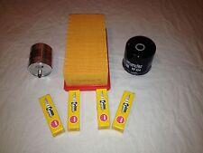 Triumph Speed Four 600 Service Kit Oil Filter Air Filter Fuel Filter Plugs