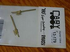 Cary HO #179 Starter Valves USRA Style (2) Brass Castings
