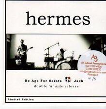 (BA313) Hetmes, No Age For Saints / Jack - DJ CD