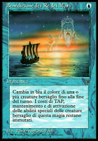 MAGIC THE GATHERING EDIZIONE LEGGENDA BLU BENEDIZIONE DEI RE DEI MARI IN IT