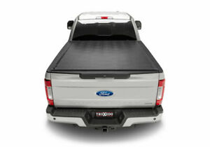 """Truxedo Sentry Truck Bed Cover for 2016-2019 Nissan Titan XD 6'6"""" Bed"""