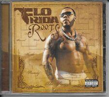 CD ALBUM 13 TITRES--FLO RIDA / FLORIDA--ROOTS / R.O.O.T.S.--2009 (RAP US)
