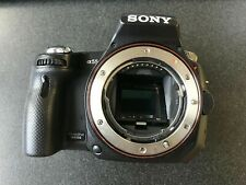 Sony SLT-A55V 16.2MP DSLR Digital Camera Black