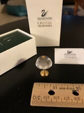 Swarovski Crystal Memories Gold Lamp