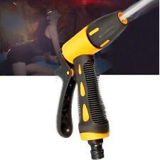 Brass Metal Hose Nozzle High Pressure Water Gun Sprayer Garden Auto Car Washing