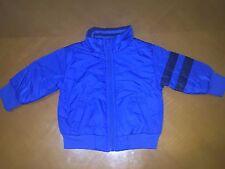 Baby Boys Toddlers WonderKids Wonder Kids Blue Fall Coat Jacket Size 12 Months
